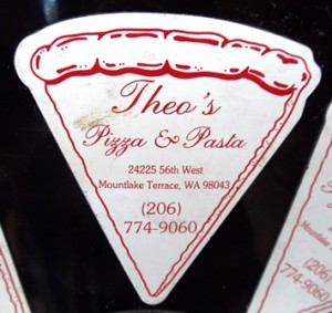 18 Theo's Pizza and Pasta logo
