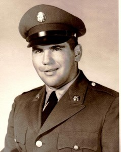 19 George, US Army National Guard, circa 1965