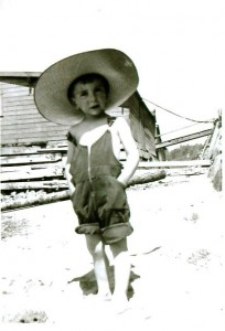 23 PAUL AT NORTH BEACH, SEATTLE, 1951