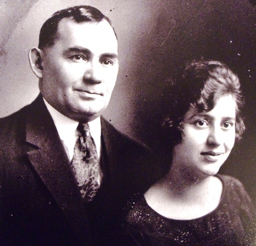 3 Robert and Clio Adeline, 1924