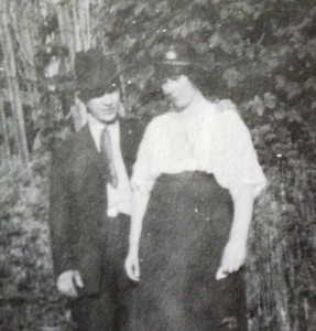 3 William and Anna Cassis , 1921