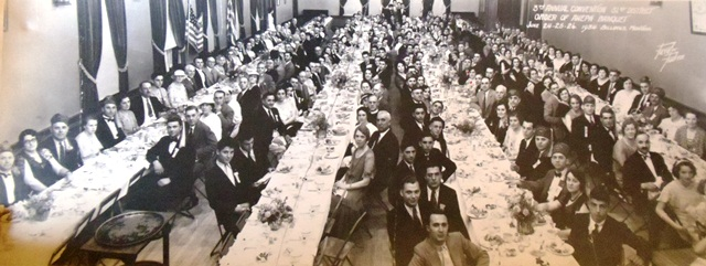 4 AHEPA CONVENTION, BILLINGS, June 1934