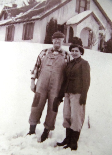 5 John and Eleni Tagas, circa 1956