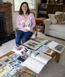 1 Christina Siaterlis and her family history, 2012