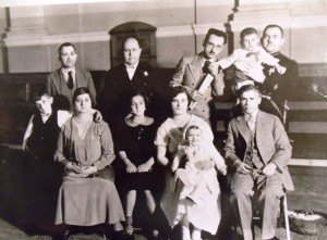 10 Andy's baptism, 1933