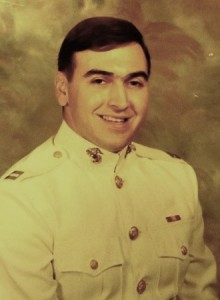 25 John in the Marine Corps, 1971