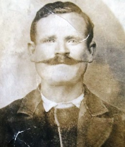 3 Maternal grandfather, George Kolyris, circa 1900
