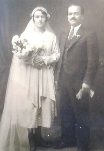 3 Wedding of Rose and Gus, 1934