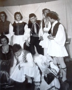 9 Greek Independence Day Celebration, 1955