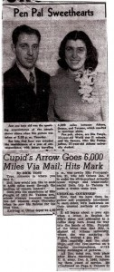 9 Tacoma News Tribune article, 1947