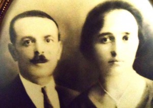 Demetrios and Penelope Savvides