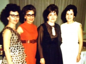 MARINA, MARY, VASILIA AND CATHERINE 1971
