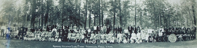 SPOKANE CHURCH PICNIC 8-15-1927