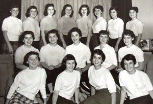 19 Maids of Athena, circa 1950