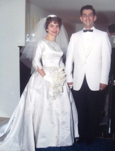 4 Kiki and Ted Dimitriou wedding, 1961