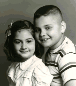 12 Pauline and Manny, circa 1950