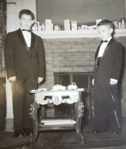 11 Jim and Perry, circa 1958