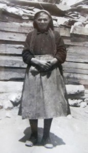 3 Patra Katsaniotis, paternal grandmother, 1965