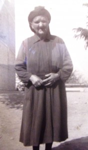 4 Hariklia Denopoulos, maternal grandmother 1, 1985