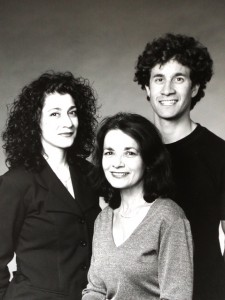 24 Elizabeth, Terry and Paul Proios, 1993