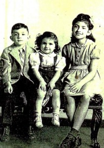 12 Nick, Kathy and  MARY, 1948