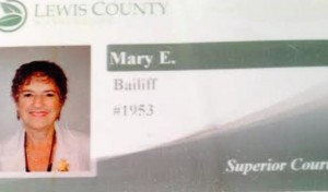 13 Mary as bailiff, circa 2005