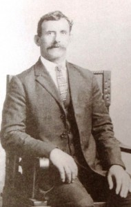 5 Grandfather Michael Ianoulis Falangus, early 1900s