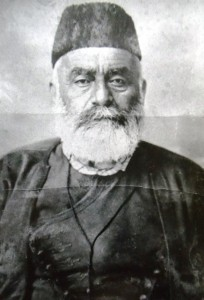 2 Themistoklis Skoundakis, Dimitri's maternal great-grandfather, circa 1905