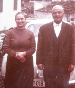 2 Demetrios and Marianthi Geokezas, circa 1959