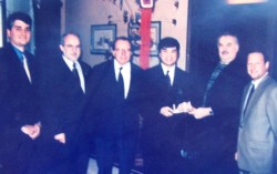 14 Meeting with Governor Gary Locke, 1997