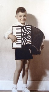 10 Artie accordian circa 1941