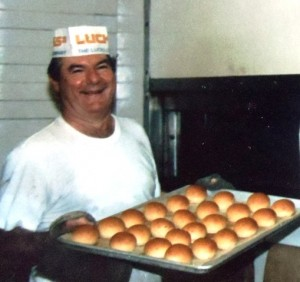 10 Ernie in the bakery, 1980s
