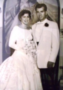 10 PETRO AND COLLEEN WEDDING, August 24, 1958