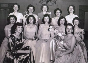 13 Maids of Athens c. 1950