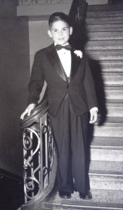 17 George the ring bearer, circa 1946