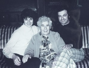 18 Ethel, Fotini and pete, circa 1970