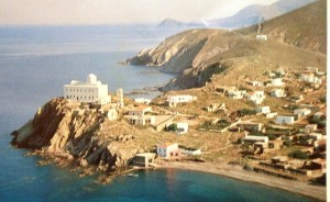 2 Island and village of Psara