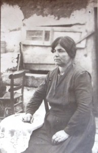 6 Aglalia, maternal grandmother, circa 1920