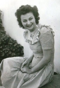 8 Billie in Los Angeles, 1944