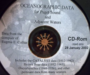 9 Eugene's oceanographic data