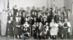 10  AHEPA gathering, March 25,1954
