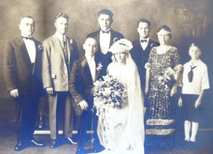 11 Nick and Helen Carras wedding, November, 2, 1924