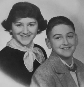 12 Voula and John, mid 1950s