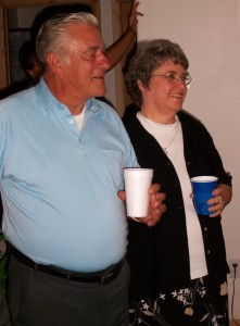 13 HARRY AND Linda Kravas 35th anniv d Aug 2003