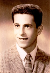 15 Angelo's high school graduation, 1960
