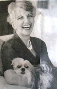 15 Theodora and her dog Duchess, Minneapolis Star Tribune, June 13, 1992