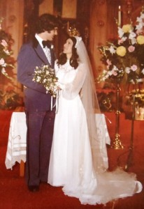 17 Dimitri and Christina wedding, Portland, Oregon, December 26, 1976