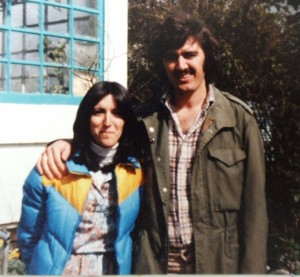 18 Dimitri and Christina, circa 1977