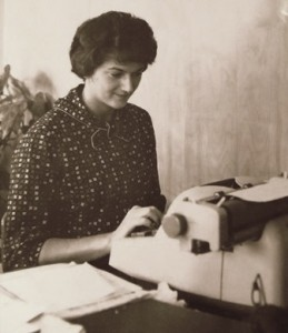 18 Voula's first job, 1960