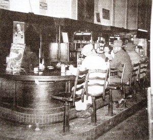 22 Seattle Cafe, circa 1940s